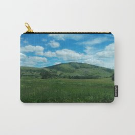 green and blue rapsody Carry-All Pouch