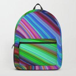 Striped Vortex Backpack