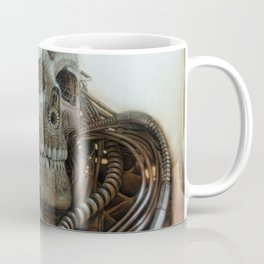 The Timetraveller II Coffee Mug