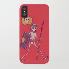 Skelie iPhone X Slim Case