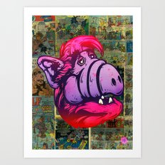 BALF Art Print