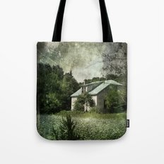 The Cloverfield House Tote Bag
