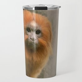 Little Golden Headed Lion Tamarin Travel Mug