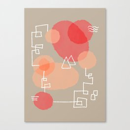 Denali Preserves Canvas Print