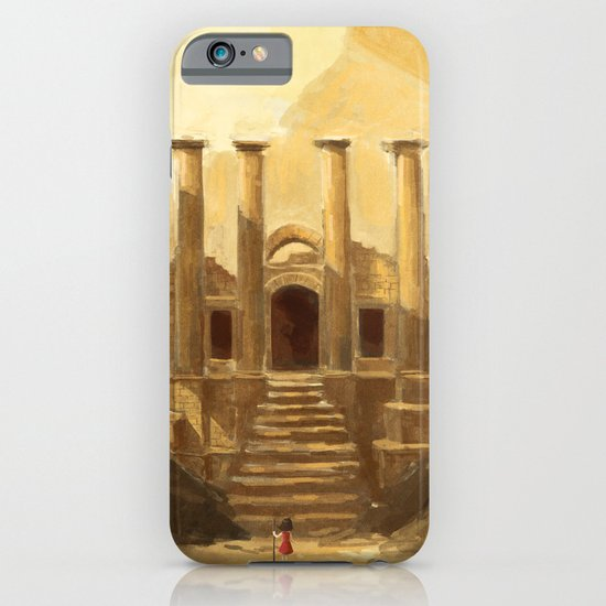 Ancient Ruins iPhone & iPod Case