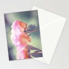 Pink Peony 8 Stationery Cards