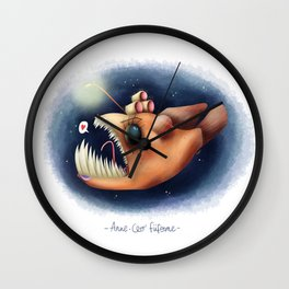 Anne-Clo' Fiiforme Wall Clock