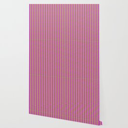 Spring of '86 Plaid Wallpaper