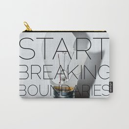 breaking boundaries Carry-All Pouch