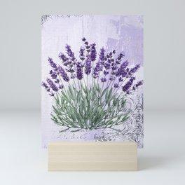 Lavender scent Mini Art Print