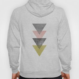 Abstract Print,Printable Art,Abstract Triangles,Abstract Poster,Wall Art,Home Decor Hoody
