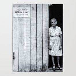 Escola Amazon Poster