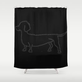 Doxie 2 Shower Curtain