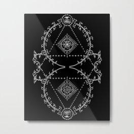 The Alchemist's Metal Print