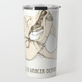 Ballet Shoes Travel Mug
