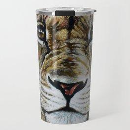 Beauty Lion Travel Mug