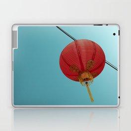 Chinese Lantern in Chinatown LA Laptop & iPad Skin