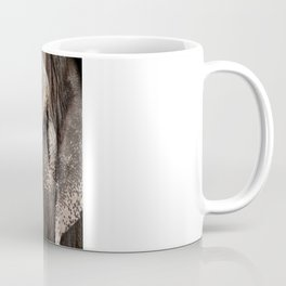 Elephant Face Coffee Mug