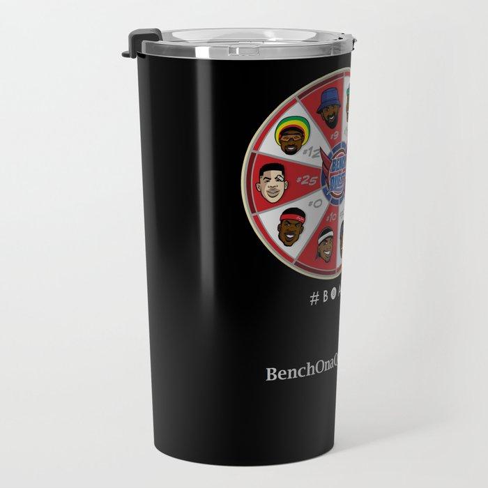 B*O*A*Q: Bench On a QUEST Travel Mug