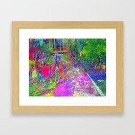 20180905 Framed Art Print