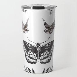 Tattoo à la Harry Travel Mug