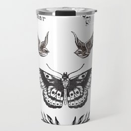 Tattoo à la Harry Travel Mug