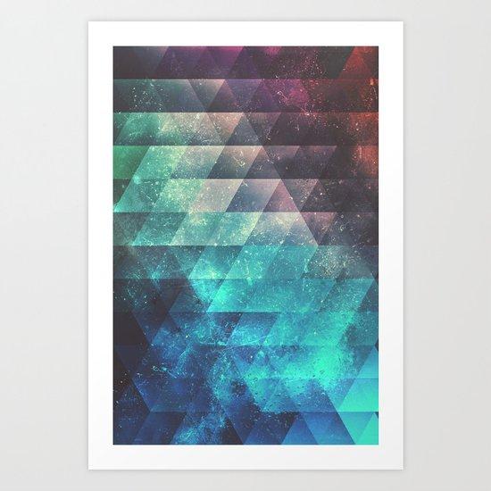 brynk drynk Art Print