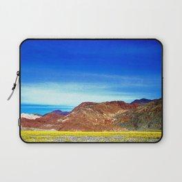 Death Valley Cartoon Laptop Sleeve