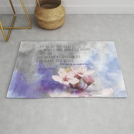 Our Charming Gardeners Rug
