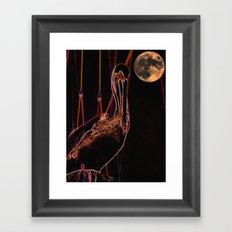 Pete D Pellykin Framed Art Print