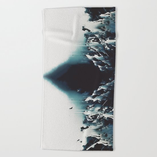 Hold On Beach Towel