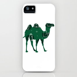 Camel 171 iPhone Case