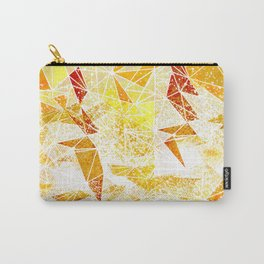 amber space geometry Carry-All Pouch