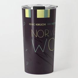 Norwegian Wood Travel Mug