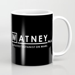 Watney Ph.D. Coffee Mug