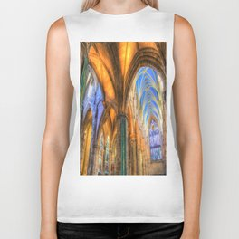 The Cathedral Atmosphere Biker Tank