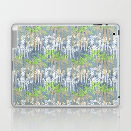 Beautiful Floral pattern Laptop & iPad Skin