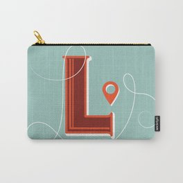 Locality Carry-All Pouch