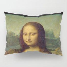 Leonardo da Vinci -Mona lisa - Pillow Sham