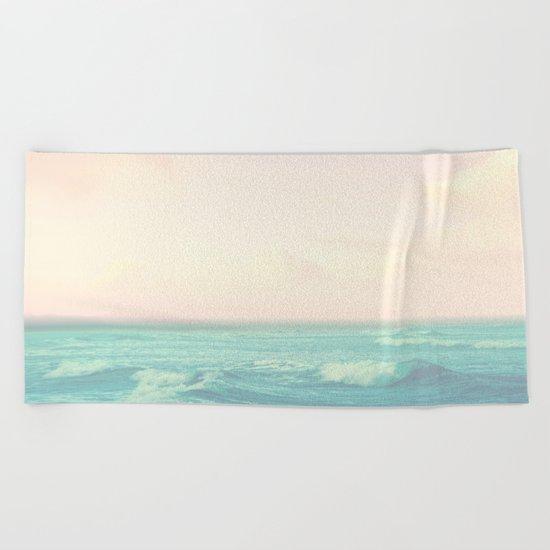 Sea Salt Air Beach Towel