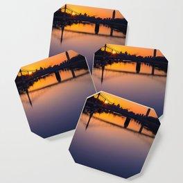 London sunrise England Coaster