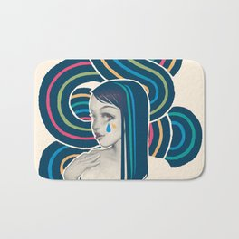 WaterWave Bath Mat