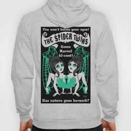 the spider twins Hoody