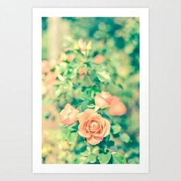 Garden of Dreams Art Print