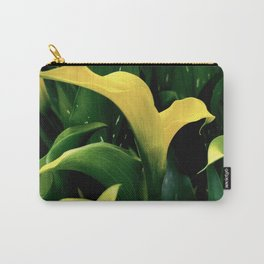 Calla Lillies - Yellow 1 Carry-All Pouch