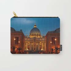 Basilica Papale di San Pietro in Vaticano - Rome - Italy Carry-All Pouch