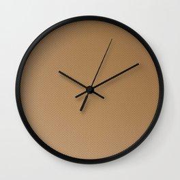 Nylon Stocking Mesh Grid Wall Clock