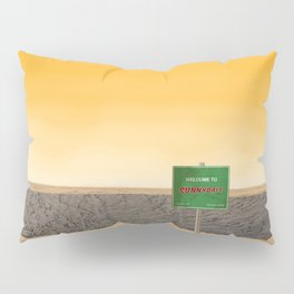 Welcome to Sunnydale Pillow Sham