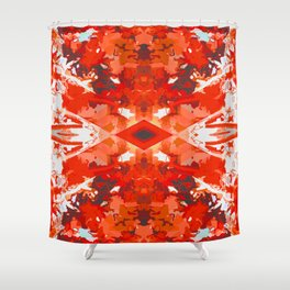 Tokugawa bakufu Shower Curtain