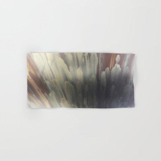 Glowing Copper III Hand & Bath Towel